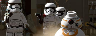 Lego Star Wars - Das Erwachen der Macht: Neues Spiel zum aktuellen Kinofilm angekündigt