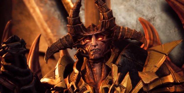 Tötet Abraxis, schnappt euch seine Seele und liefert sie beim Fürsten in der Kammer ab.