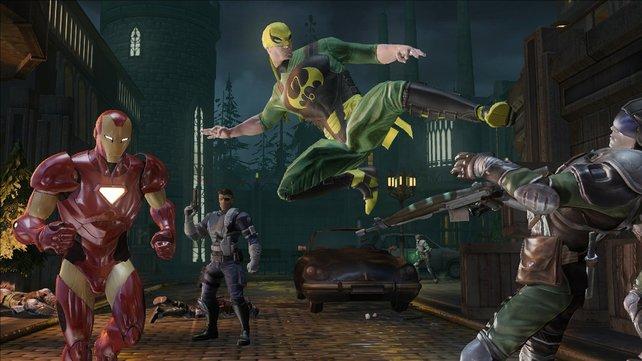 Eines der besseren Marvel-Spiele: Ultimate Alliance 2