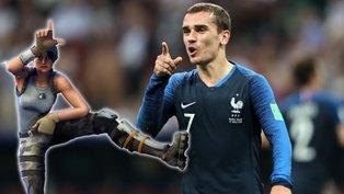 Im WM-Finale wurde wieder getanzt