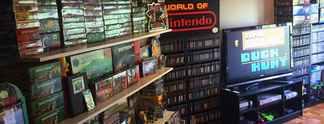 Panorama: Super Mario Bros. & Co.: Mann verkauft Nintendo-Sammlung für knapp 20.000 Dollar