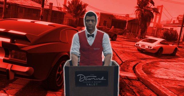 Lange Zeit haben die Spieler den armen Parkservice-Mitarbeiter des Casinos fertiggemacht, jetzt hat er zurückgeschlagen.