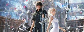 FFXV-Fans aufgepasst: Großer Nachschub für Final Fantasy XV kündigt sich an