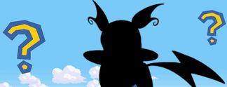 Quiz: Erkennt ihr die Pokémon anhand ihrer Silhouette?