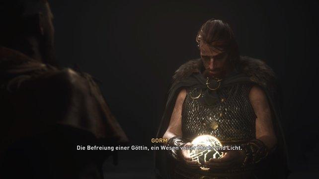 Eivors Reise nach Vinland war erfolgreich, da er Gorm töten und den Edensplitter an sich nehmen konnte.