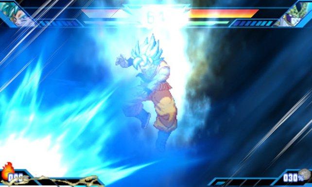 Als Super Saiyajin Gott SS hat Cell keine Chance gegen euch.