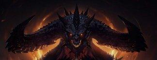 Diablo Immortal: Aktienkurs von Blizzard fällt nach Ankündigung