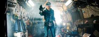 """Spielbergs """"Ready Player One"""": Promo-Foto zeigt dystopische VR-Zukunft und einige Easter Eggs"""