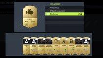 FIFA 22: Verbrauchsobjekte finden und verkaufen