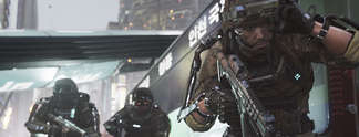 Tests: Call of Duty - Advanced Warfare: Konservativ in den Krieg der Zukunft