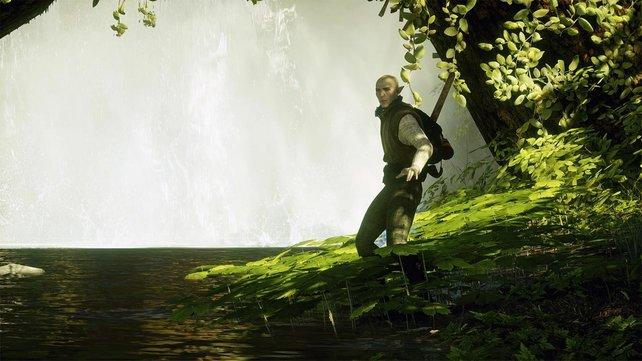 Solas ist ein elfischer Magier und wird auch der Träumer genannt.