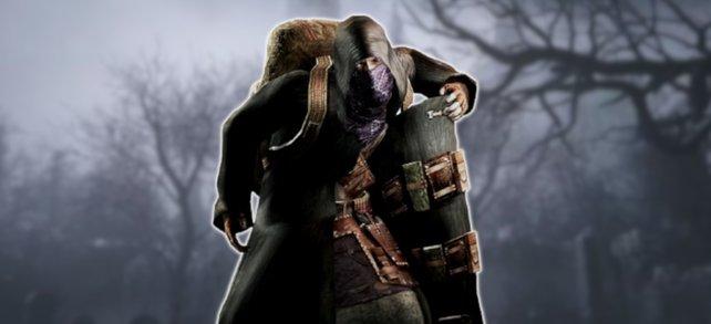 Der legendäre Händler aus Resident Evil 4 spielt auch in Resident Evil Village eine kleine Rolle.