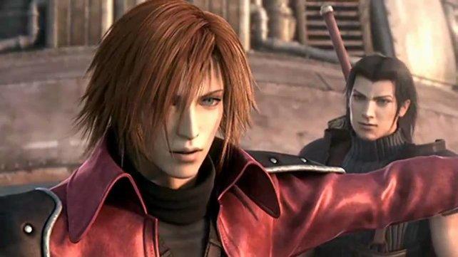 Der SOLDAT Genesis stellte sich gegen Shinra, um ein Heilmittel zu finden, als seine Zellen begannen, zu degenerieren.