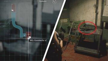 <span>Resident Evil 3 Remake |</span> Fundorte aller Waffen und Upgrades