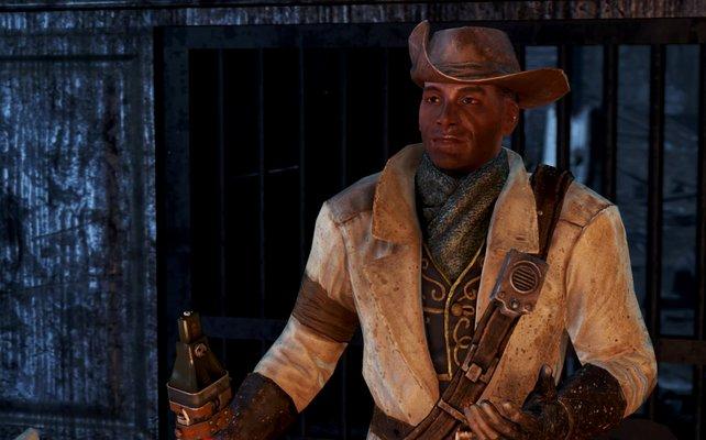 Die Minutemen des Commonwealth: Preston Garvey benötigt früh eure Unterstützung.