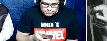 Ultimate Marvel vs. Capcom 3: Einfach mal aufs Handy schauen während einer Combo-Attacke