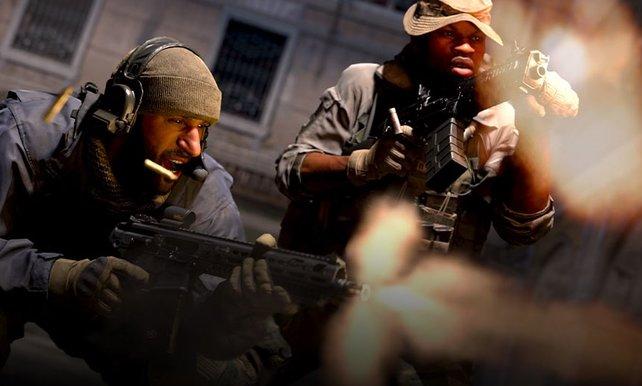 Activision-Accounts in CoD: Modern Warfare haben erhebliche Sicherheitsmängel.