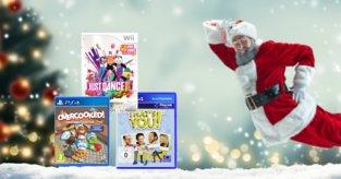 Spiele, die ihr an Weihnachten mit der ganzen Familie zocken könnt
