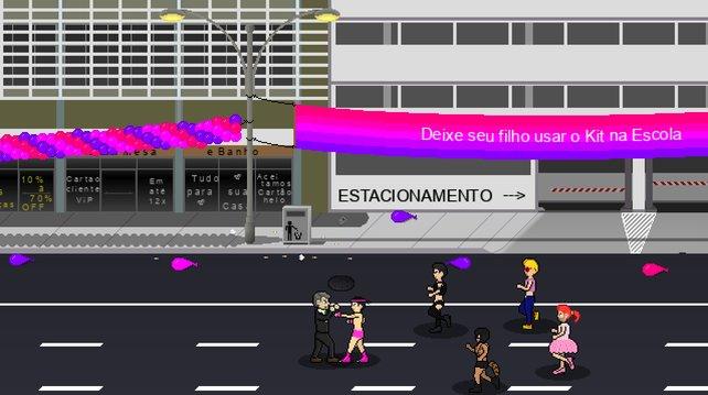 Als Bolsonaro macht ihr auch vor Frauen nicht Halt