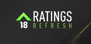 FIFA 18 - Die Werte der aktualisierten Spielerkarten