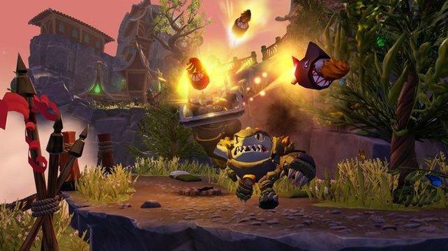 Über 250 Millionen Skylanders-Figuren hat Activision in den letzten fünf Jahren verkauft und damit mehr als drei Milliarden Dollar verdient.