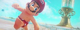 Panorama: Super Mario Odyssey: Nintendo spricht über Marios Nippel