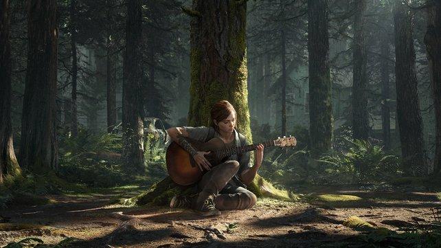 The Last of Us 2: So sieht das Theme bei Tag aus.