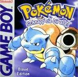Pokémon Blaue Edition