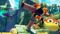 """<span></span> Snake Pass: Launch Trailer und Grafikvergleich zwischen """"Nintendo-Switch""""- und PS4-Version"""