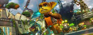 Vorschauen: Ratchet & Clank: Sonys Hüpf-Duett ist zurück!