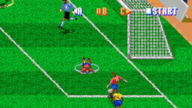 Dreigleisig: International Superstar Soccer Deluxe erscheint für Super Nintendo, Sega Mega Drive und PlayStation.