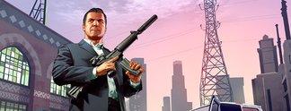 GTA 5: Modder bringen Charaktere im Singleplayer-Modus um