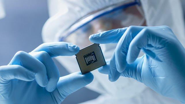 Der Prozessor ist das Herzstück eines Computers.