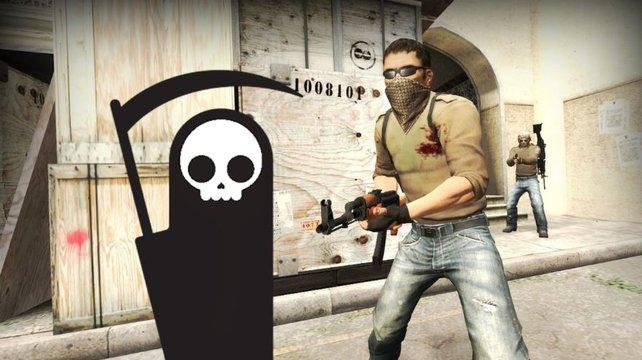 CS:GO-Spieler gibt vor gestorben zu sein – aber warum? Bildquelle: Getty Images/Sudowoodo