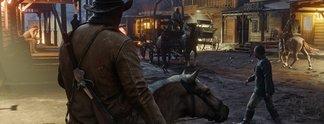 Red Dead Redemption 2: Arthur weint, wenn sein Pferd stirbt