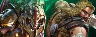 Killer Instinct: Darstellung auf der Xbox One X in nativer 4K-Auflösung