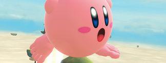 Panorama: Super Smash Bros.: Mod schenkt Kirby menschliche Füße