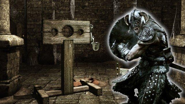 Skyrim-Spieler entdeckt geheime Folterkammer Bildquelle: Getty Images/ mppriv