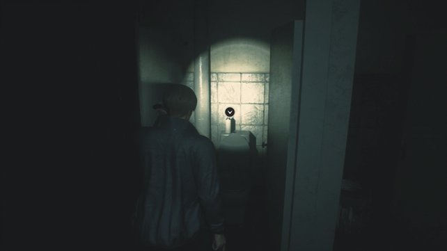 Keine Sorge, die Toiletten sind zwar schaurig, aber hier lauern keine Zombies.