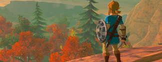 The Legend of Zelda - Breath of the Wild: Dateigröße, Vergleichsvideo und weitere Details