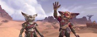 World of Warcraft | Zwei neue Rassen kommen mit dem Update