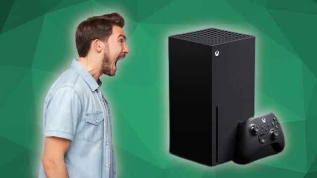 Die Xbox Series X ist weitläufig vergriffen. (Quelle: Getty Images, Khosrork)