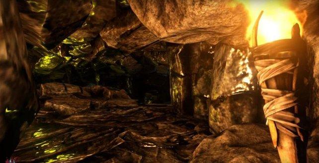 In unserem Guide verraten wir euch die Fundorte aller Höhlen in ARK: Survival Evolved.