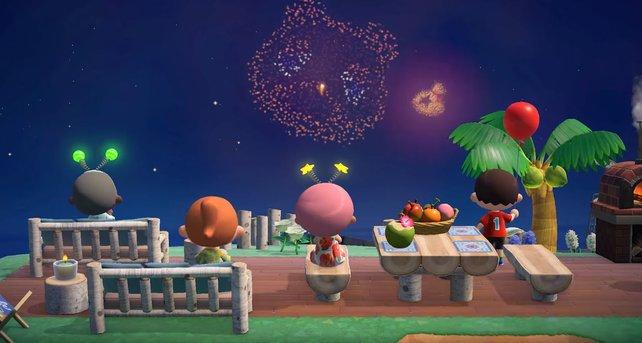Animal Crossing: New Horizons bekommt ein neues kostenloses Update.