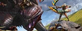 """Monster Hunter 4 Ultimate: """"Street Fighter""""-Kostüme für eure Felynes (Video)"""