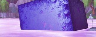 Fortnite: Der lila Würfel sorgt für Aufsehen