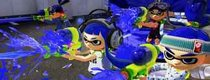 Splatoon: Farbige Infoflut zum Paintball-Shooter