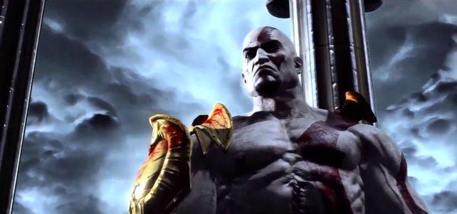 God of War 3 ist mit seinem gnadenlosen Kriegszug gegen die Götter wohl der brutalste Teil der Serie.