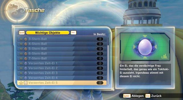 Xenoverse 2: So könnt ihr Verzerrte Zeit-Eier finden und das geheime Ende freischalten.