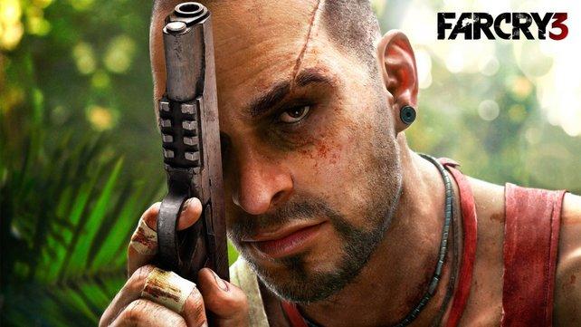 "Gestatten: Vaas Montenegor. Wahnsinniger Despot und euer ""Gastgeber"" in Far Cry 3."